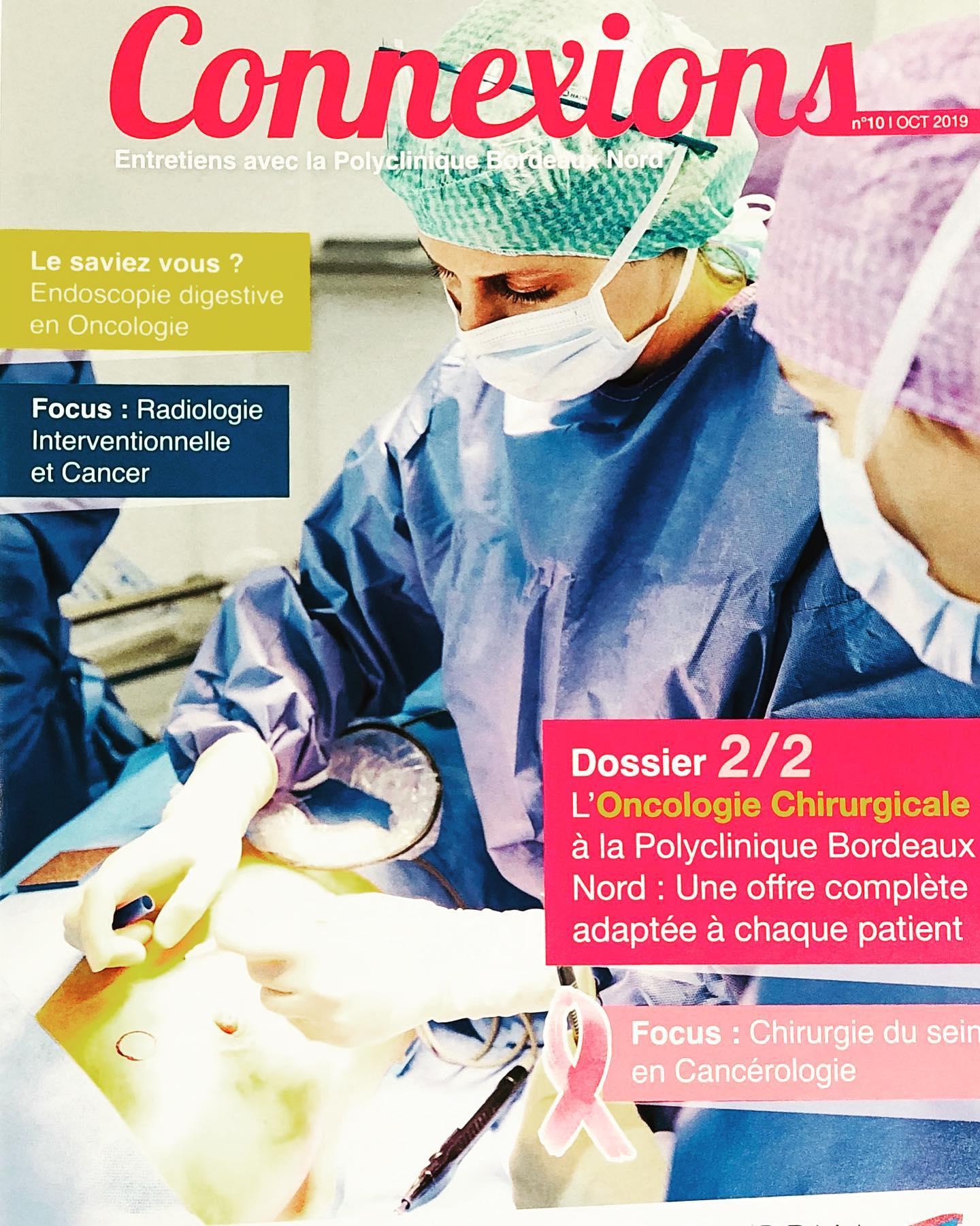 Covid-19 : La prise en charge des cancers du sein continue au Centre Aquitain du Sein