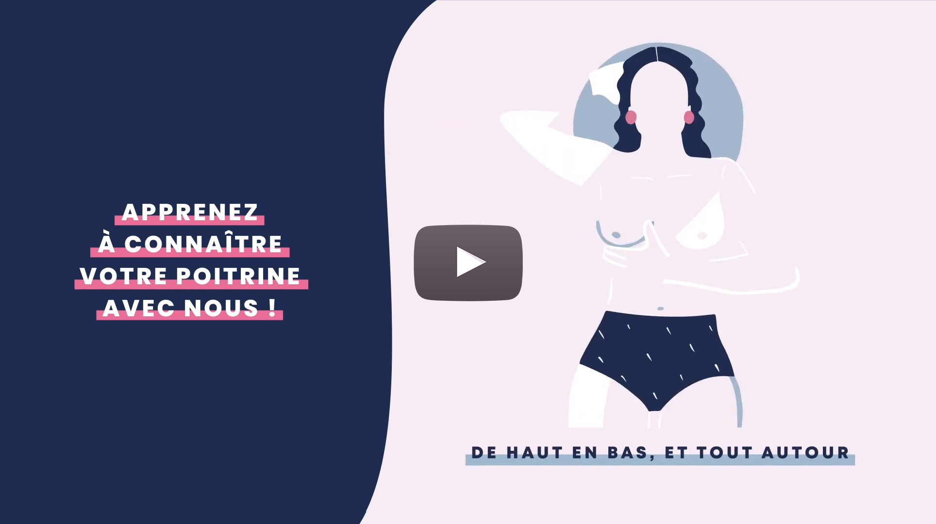 Nouvelle application Keep a Breast